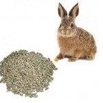 Комбикорм для кроликов и других грызунов