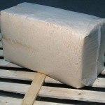Опилки в брикетах (240 литров 25 кг)