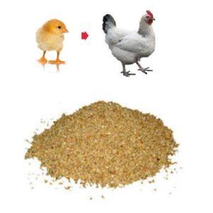 Комбикорм ПК-4 для молодняка птицы — «Истра-Хлебопродукт»