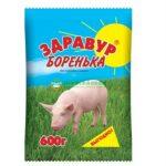 «Здравур Боренька» для поросят и свиней (пакет 600 г)